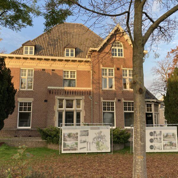 VILLA PHAF – een monument met kansen voor Boxtel.