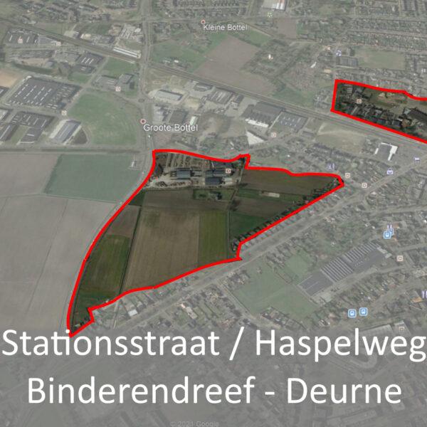 Gebiedsontwikkeling Binderendreef + Stationsstraat-Haspelweg Deurne