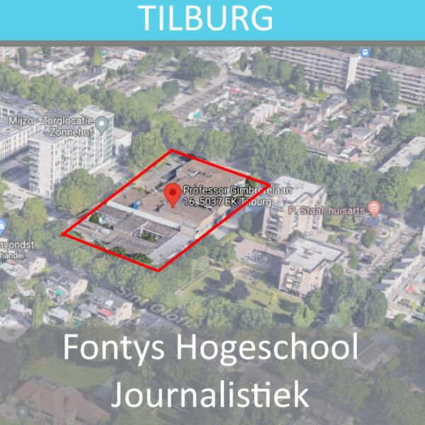 Gebiedsstudie Professor Gimbrèrelaan Tilburg