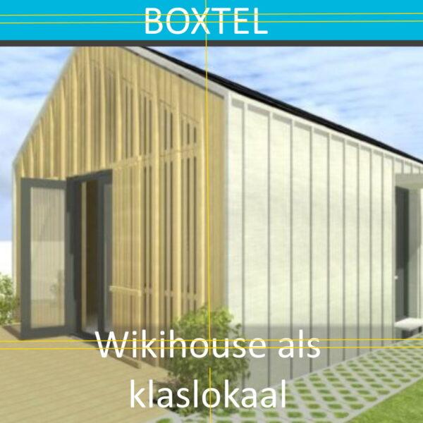 WikiHouse als klaslokaal