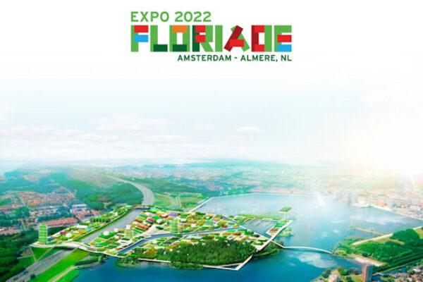 Floriade Expo 2022 Almere