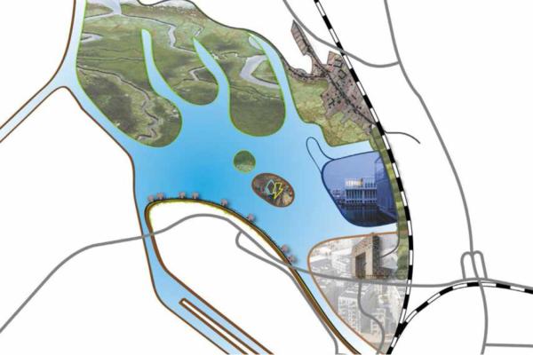 De vernieuwde Ertveldplas+ 's-Hertogenbosch